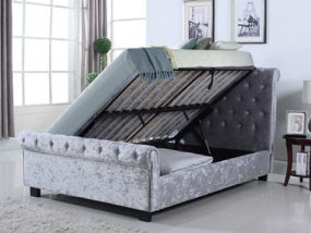 Whitford Side Ottoman Double Bed