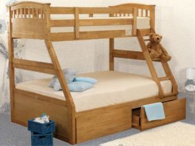 Sweet Dreams Epsom Bunk Bed