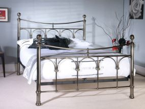 Gamma King Size Bed