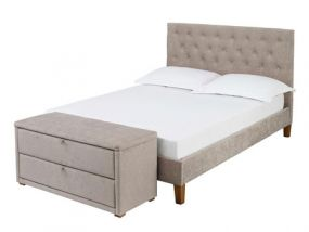 Darcy King Size Bed