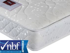 Sleepwalk Trizone Gold King Size Mattress