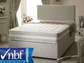 Wise Choice Wentworth 2000 Single Divan