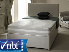 Buxton 1000 Small Double Divan