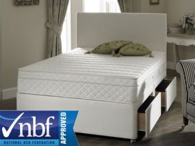 Leyburn Small Double Divan