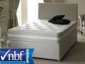 Huston King Size Divan