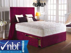 Bliss 1500 Super King Size Divan