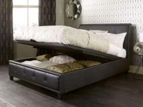 Catania Ottoman Super King Size Bed