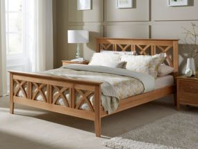 Maiden King Size Bed