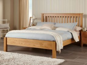 Serene Lincoln Super King Size Bed