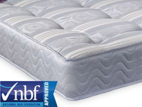 Ashleigh Small Double Mattress