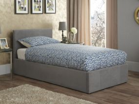 Evelyn Single Ottoman Bed