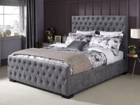 Lillian Super King Size Ottoman Bed