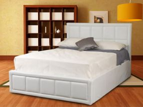 Tern Ottoman Double Bed
