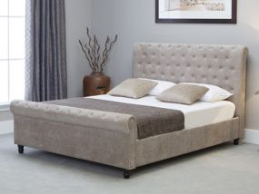Oxford Ottoman King Size Bed