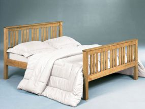 LPD Shaker Double Bed