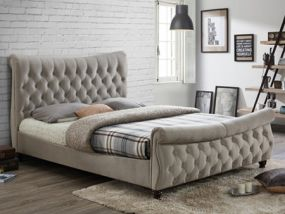 Copenhagen King Size Bed