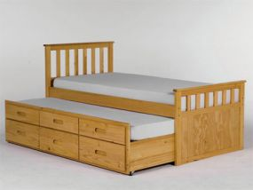 Sleepover Guest Single Bed