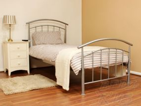 Mercury Single Bed