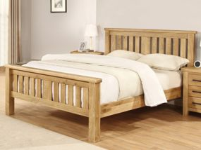Lawrence Double Bed