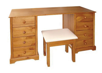 Baltic Pine Dressing Table