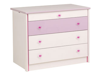 Parisot Mademoiselle 4 Drawer Chest