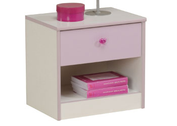 Parisot Mademoiselle Bedside Chest