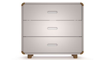 Stompa Radius Chest of Drawers