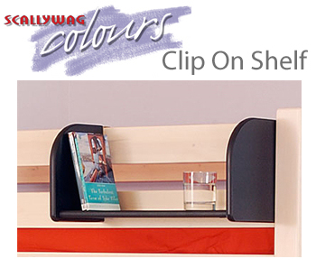 Scallywag Clip On Shelf