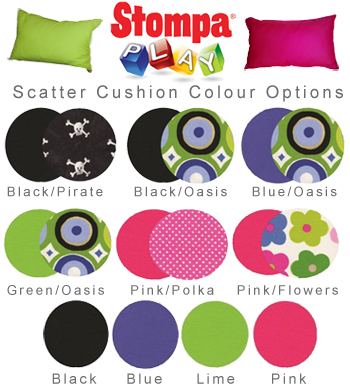 Stompa Play Scatter Cushion