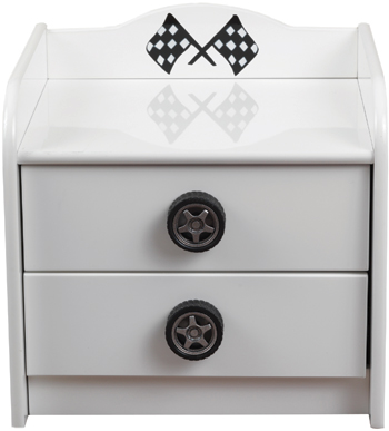 Sonic Bedside Chest
